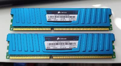 paměti DDR3 8GB /2x 4GB/ 1866Hz CORSAIR Vengeance