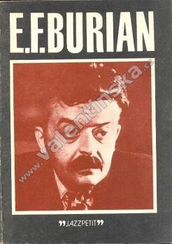 E. F. Burian (Jazz Petit, č. 14)