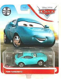 CARS 3 METAL KORI TURBOWITZ