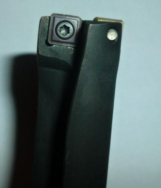 Vrták s vyměnitelnými břitovými destičkami WALTER 18mm - Průmysl