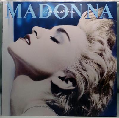 Madonna – True Blue 1986 Germany Vinyl LP 1.press