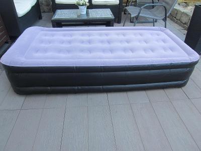 Nafukovací postel ERGO MAXX 195x90x45cm /El. kompresor/matrace/