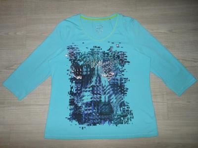 Dámské tričko s 3/4 rukávem  zn. BONITA vel. XL