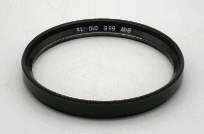 Filtr B+W 010 (55 mm) + POUZDRO
