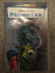 Příšerky s.r.o. - Pixar VHS