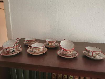 porcelánové šálky