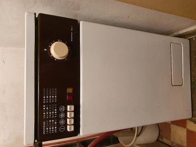 Automatická pračka TATRAMAT 245.1, retro pračka, ČSSR