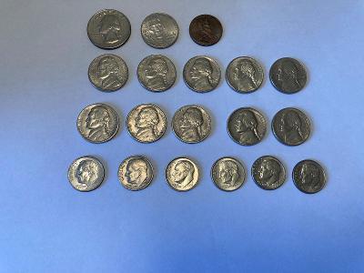 Mince číslo 2 od 50 Kč