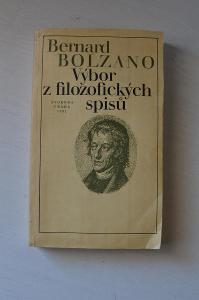 Výbor z filozofických spisů - Bolzano Bernard