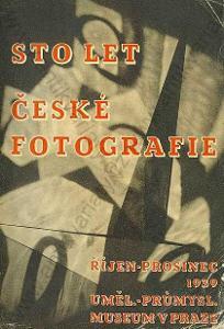 Sto let české fotografie 1939