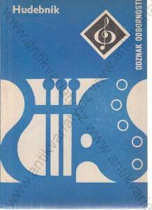 Odznak odbornosti Hudebník Jiří Pilka 1984