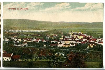 Hranice, Přerov