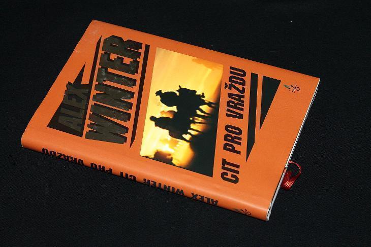Cit pro vraždu - Alex Winter (k30) - Knihy