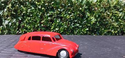 Tatra starožitné plechové autíčko
