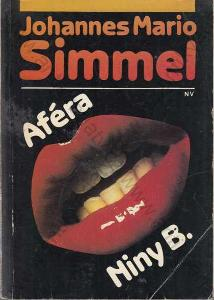 Aféra Niny B. Johannes Mario Simmel 1992