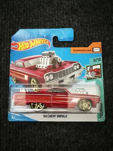 Hot Wheels ´64 Chevy Impala