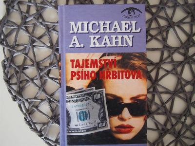 Tajemství psího hřbitova - Kahn A. Michael