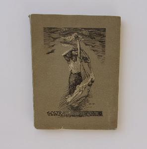 Jakub Deml - Sestrám. 1924 . Podepsaný výtisk.