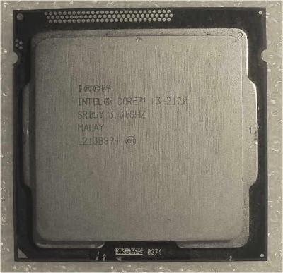 ⏩️ s.1155 Intel Core i3-2120 (virtuální 4jádro)