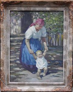 Rudolf Jelínek - Matka s dítětem
