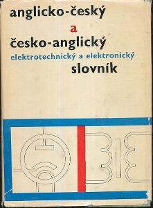 Anglicko - český česko anglický elektrotechnický .a elek