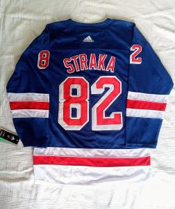 Hokejový dres New York Rangers Martin Straka XL