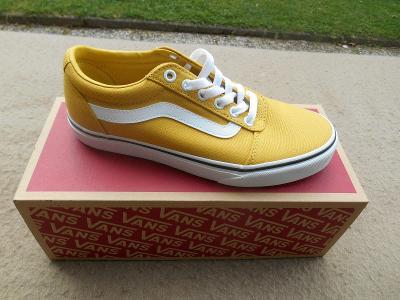 Nové dámské volnočasové boty zn.: VANS Ward vel. 39