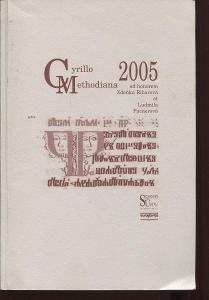 Cyrillo Methodiana 2005 (Sborník Cyrillo - Methodějských s