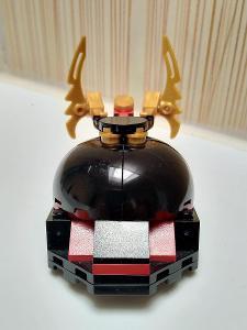 Lego Ninjago - spoustu destiček i kostiček