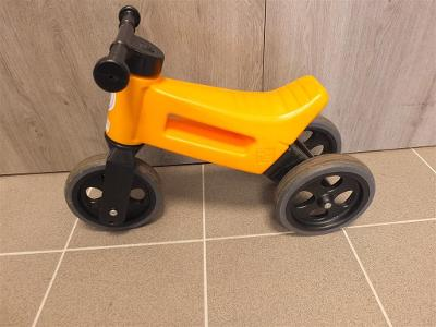Teddies Odrážedlo FUNNY WHEELS Rider Sport oranžové
