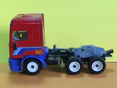 truck DAF - Siku (H4-c7)