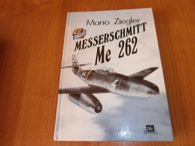 kniha ME-262