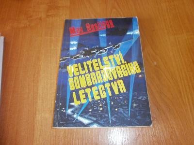 kniha Velitelství bombardovacího letectva
