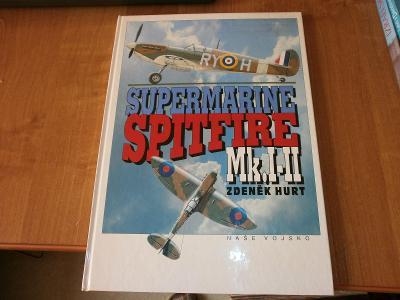 kniha Spitfire /velký formát/