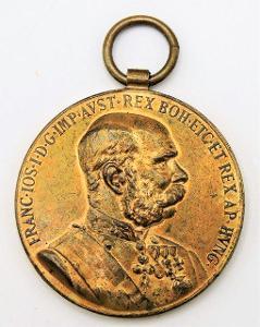 Jubilejní medaile 1898
