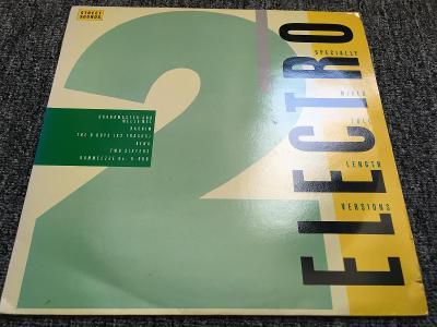 Various – Street Sounds Electro 2 LP 1983