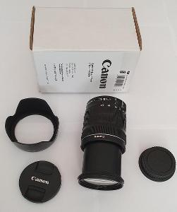 Objektiv Canon EF-S 18-135mm F/3,5-5,6 IS STM a Clona Canon EW-73B