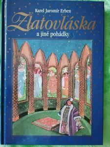 Zlatovlaska a jiné pohádky - Karel Jaromír Erben