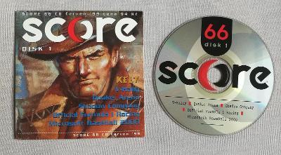 CD Score 66 disk 1