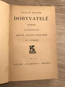 Dobyvatelé - Hladík Václav