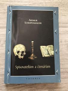 Spisovatelům a čtenářům - Schopenhauer Arthur