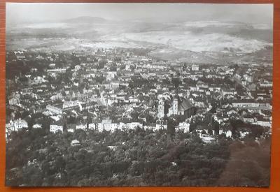MOST - stará historická pohlednice