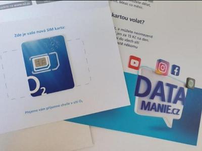 Mobilní Data 100GB (Limitovaná Edice)