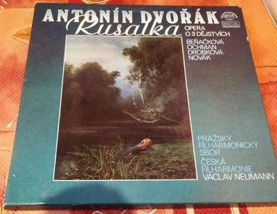 LP Antonín Dvořák - Rusalka