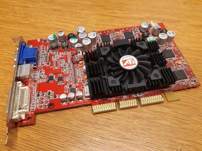 RETRO HW - Grafická karta ATI Radeon 9700 TX, 128MB, AGP