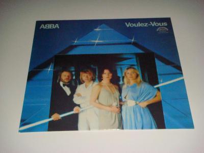 LP - ABBA - VOULEZ VOUS