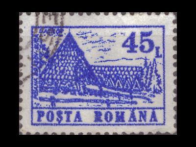 Rumunsko 1991 Mi 4713
