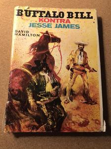 Buffalo Bill kontra Jesse James - Hamilton David