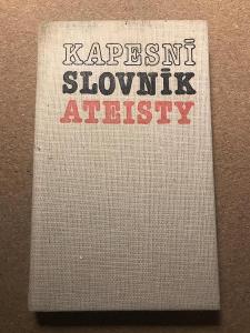 Kapesní slovník ateisty - kolektiv autorů