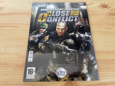 PC hra Close Conflict, nová ve fólii